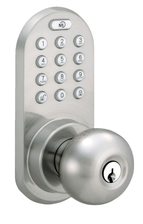 BLEKK-02SN Keyless Entry Bluetooth and Keypad Door   Lock by MiLocks