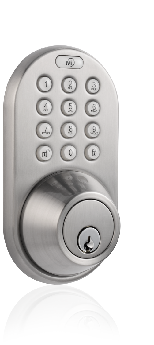 Luxury Keyless Entry Deadbolt Door Lock with Electronic Digital Keypad HD - Beautiful keyless exterior door lock New Design