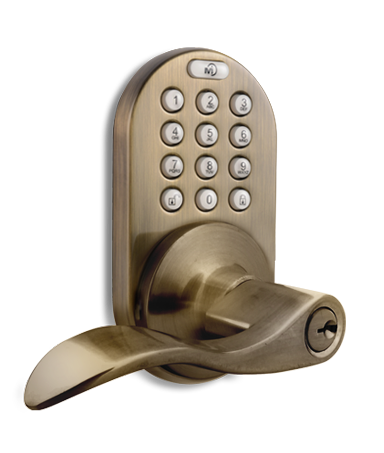 DKL-02AQ Keyless Entry Keypad Door   Lock by MiLocks