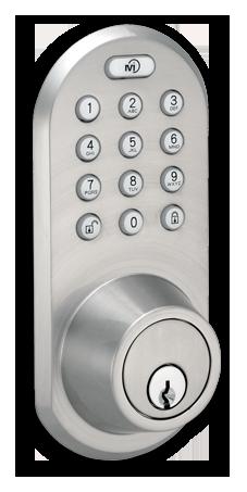 Keyless Entry Digital Door Locks