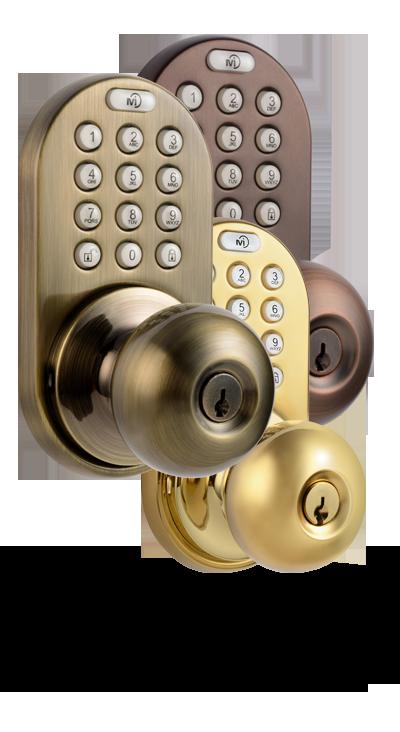 MiLocks | Keyless Entry Door Locks